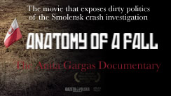 Anatomy of a Fall - Anita Gargas Smolensk Crash Documentary.
