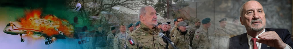 Antoni Macierewicz, Vice Chairman of the Law and Justice Party (PiS)