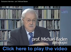 Dr. Michael Baden, Ph.D.